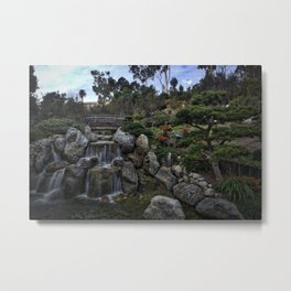 Japanese Friendship Gardens, Balboa Park, San Diego Metal Print