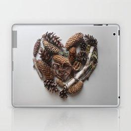 Rustic Heart Laptop & iPad Skin