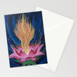"""New Beginnings"" Stationery Cards"