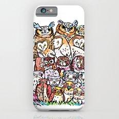 Owl family iPhone 6s Slim Case