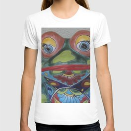 Ladie Frog T-shirt