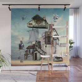 house Wall Mural
