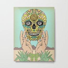 desert glory Metal Print