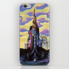 Our Monument To Each Pressing Memory iPhone & iPod Skin