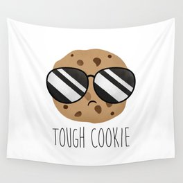 Tough Cookie Wall Tapestry