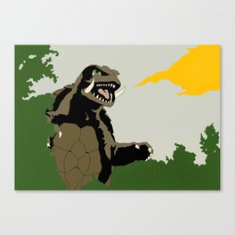 Gamera: Guardian of the Universe Canvas Print