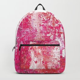 Roses Play Color On Ice Backpack