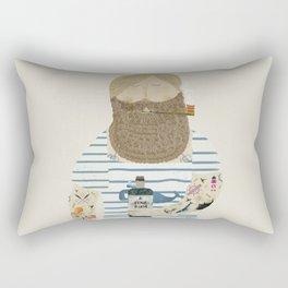 a fine rum Rectangular Pillow