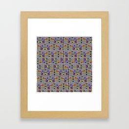 logo GAME(HARTE) Framed Art Print
