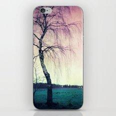 new year iPhone & iPod Skin