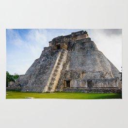 Uxmal Yucatan Mexico Rug