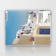 Santorini Door VIII Laptop & iPad Skin