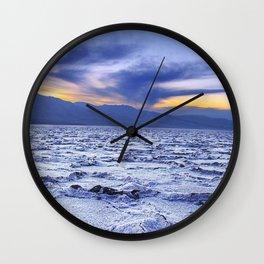 Below Sea Level Wall Clock