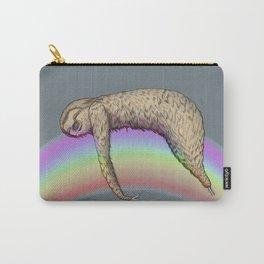 Nap (Sloth & Rainbow 2) Carry-All Pouch