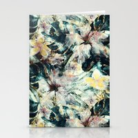 hibiscus Stationery Cards featuring Hibiscus by RIZA PEKER