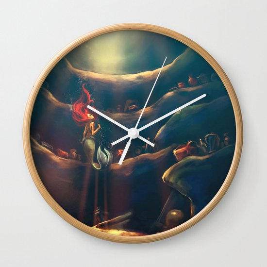 Someday Wall Clock