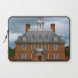 Governers Palace Colonial Williamsburg Laptop Sleeve