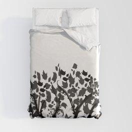 The Zen Tree Duvet Cover