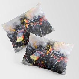 Max Verstappen Racing Pillow Sham