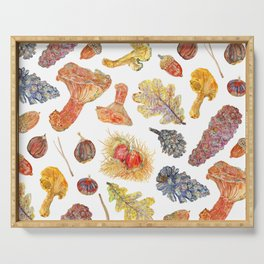 Forest Treasures - Pattern Serving Tray