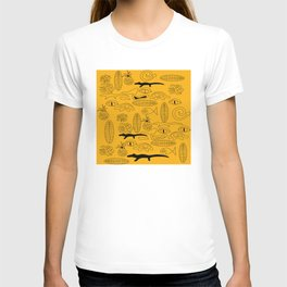 Crocodile Dream T-shirt