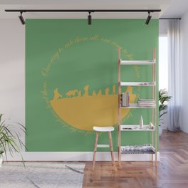 Ring of power Wall Mural