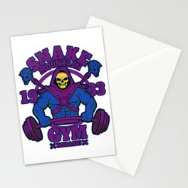 GYM Stationery Cards