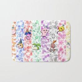 Digimon 15th Anniversary Bath Mat