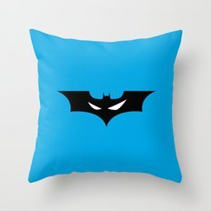 Batman_02 Throw Pillow