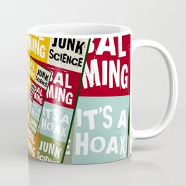 Global Warming Fraud Coffee Mug