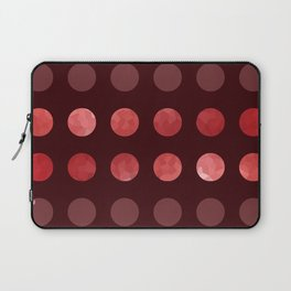 Larger Dots-A-Plenty Laptop Sleeve