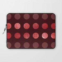 Larger Dots-A-Plenty Laptop Sleeve