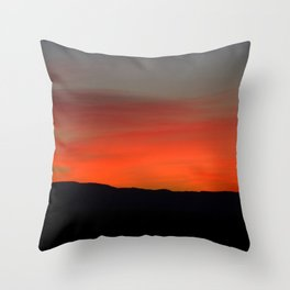 Perfectly Natural Throw Pillow