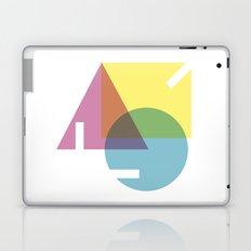unvollständige Laptop & iPad Skin