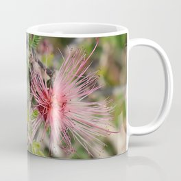 Desert Wildflower Bush Coffee Mug