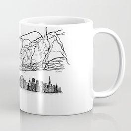 Neuron Bridge Coffee Mug