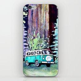 Camper Van iPhone Skin