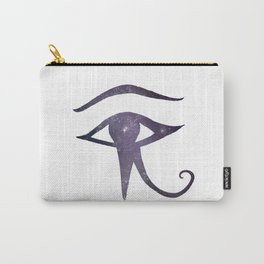 from the Source ~ Eye of Horus Little Galaxy I Carry-All Pouch