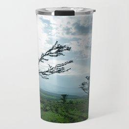 Tanzania Landscape Travel Mug