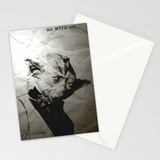 Unreal Party Yoda Stationery Cards