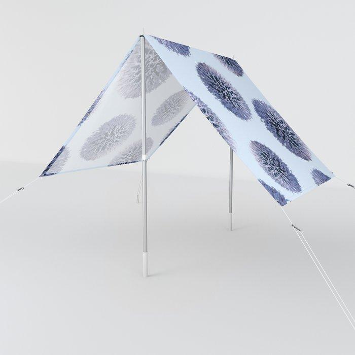Thistle Design Straight Umbrella