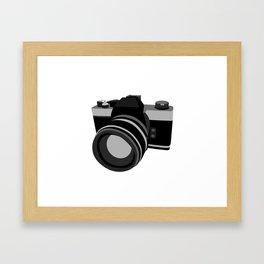 SLR Framed Art Print