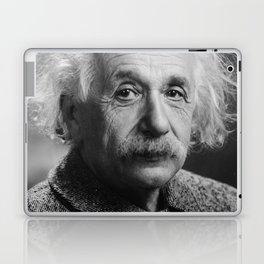 Albert Einstein Laptop & iPad Skin