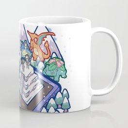 Pocket Monsters 2 - Mount Silver Coffee Mug