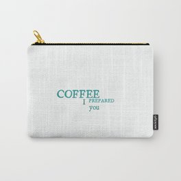 iCoffee Carry-All Pouch