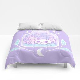 Pastel Terrarium Comforters