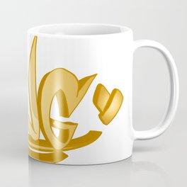 original king word  graffiti tag Coffee Mug