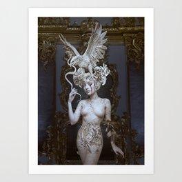 Galatea Art Print