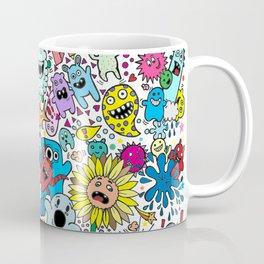 Doodles Day Coffee Mug