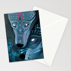 I am neither walker nor sleeper Stationery Cards